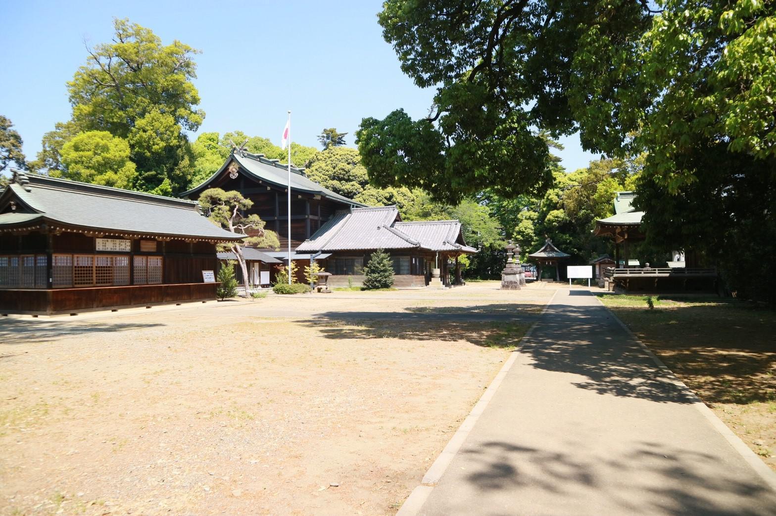 秋葉神社の建物その他