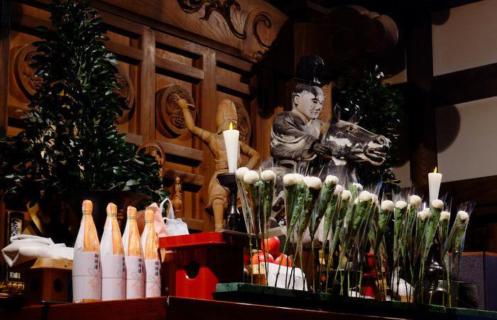 三佛寺の仏像