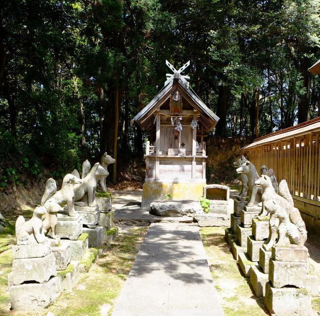 意多伎神社の末社