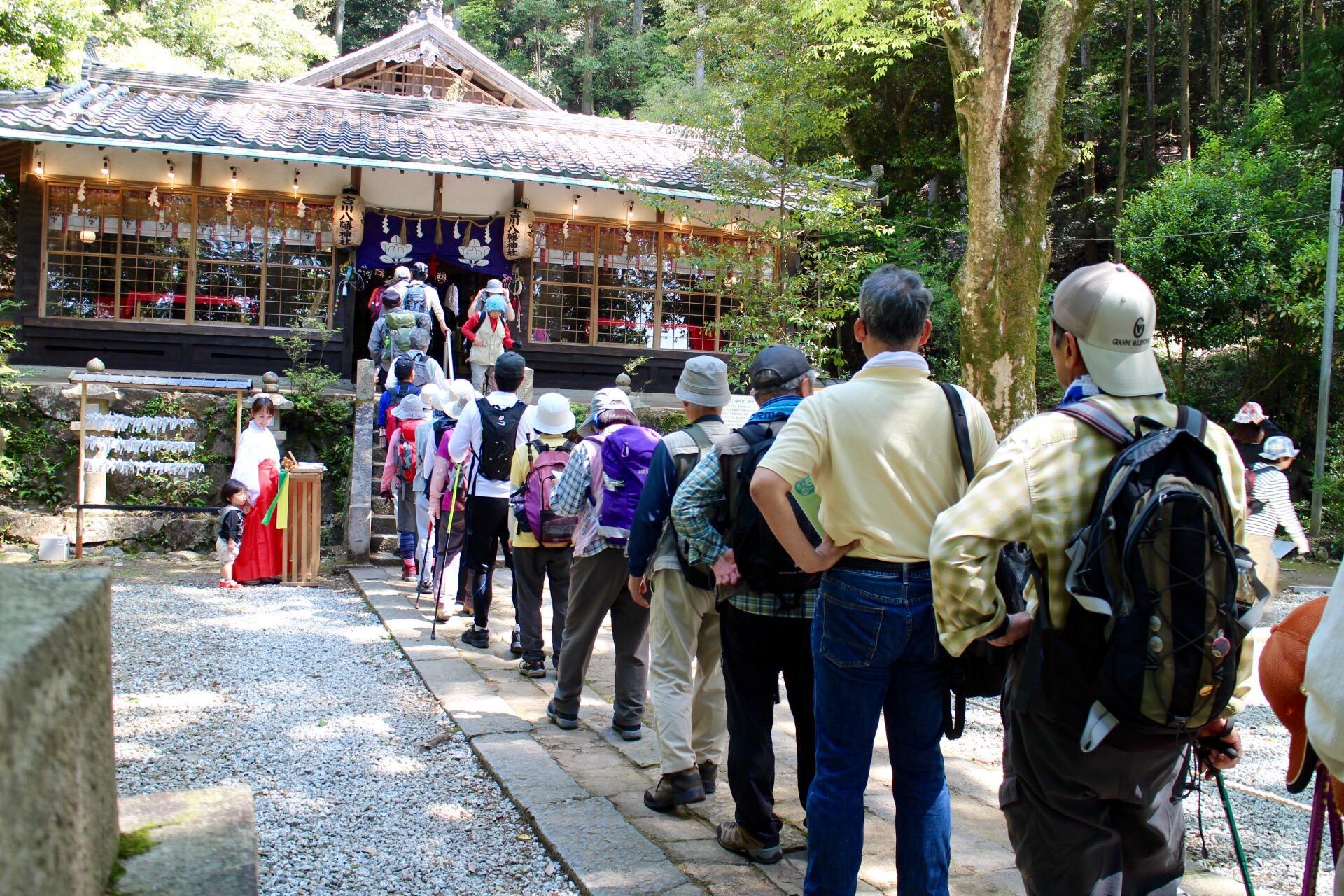 吉川八幡神社の体験その他