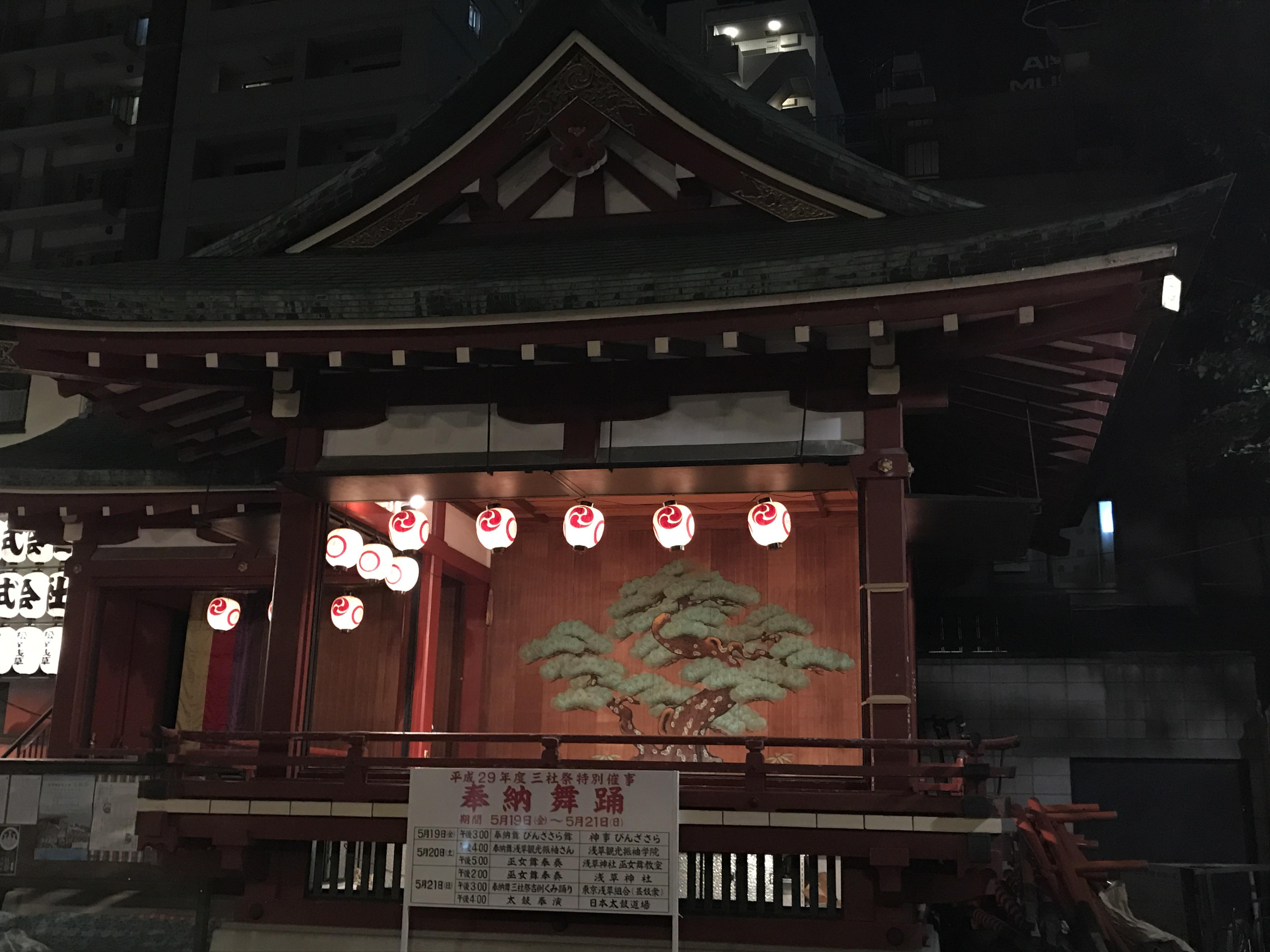 浅草神社の建物その他