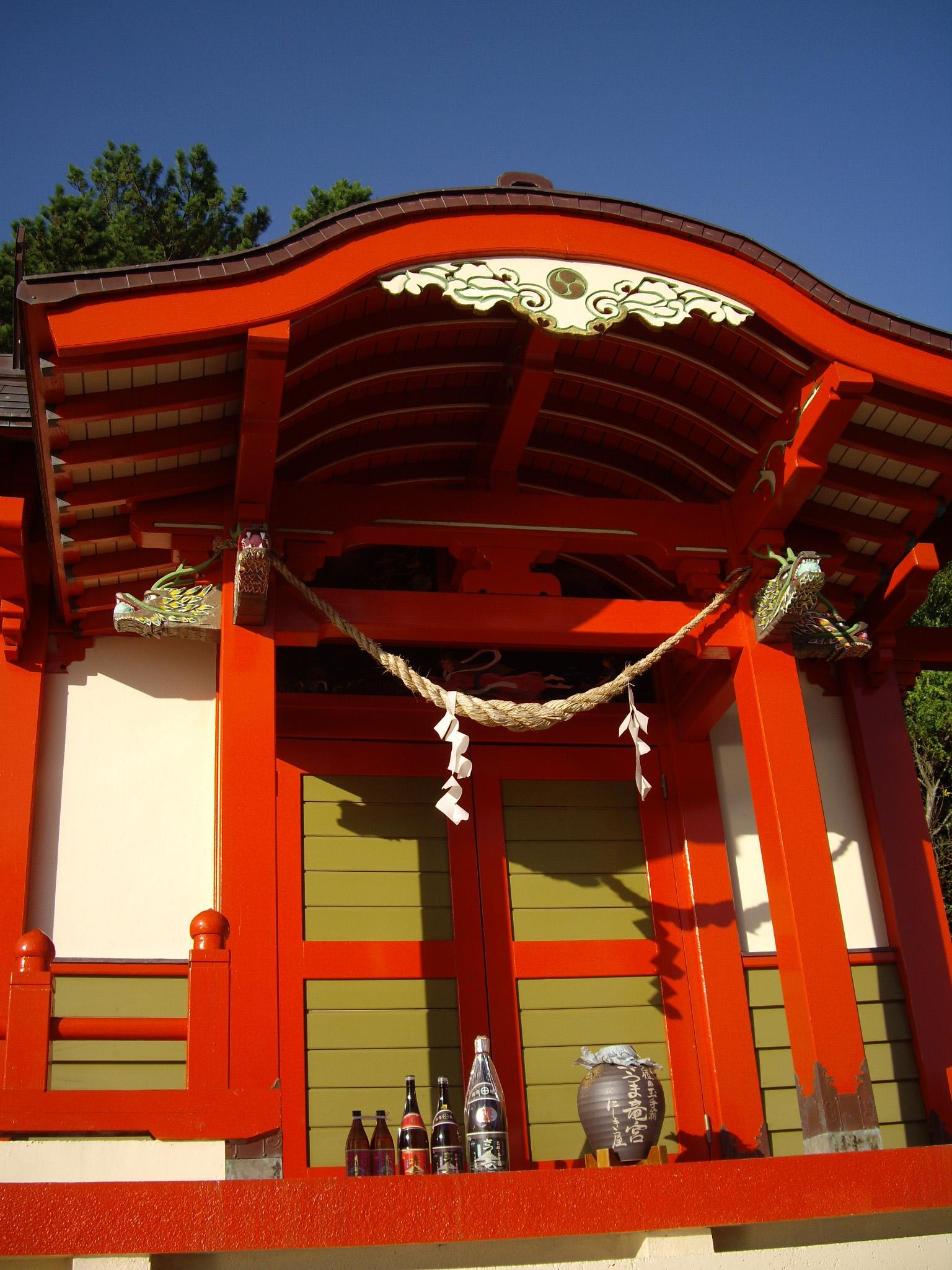 竜宮神社の建物その他