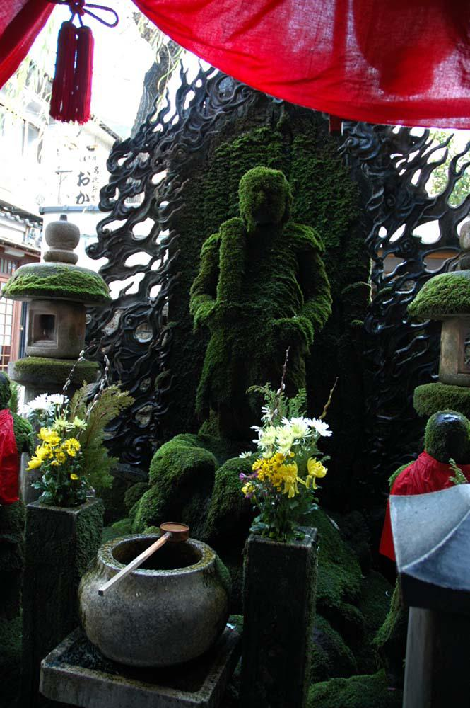 法善寺の仏像