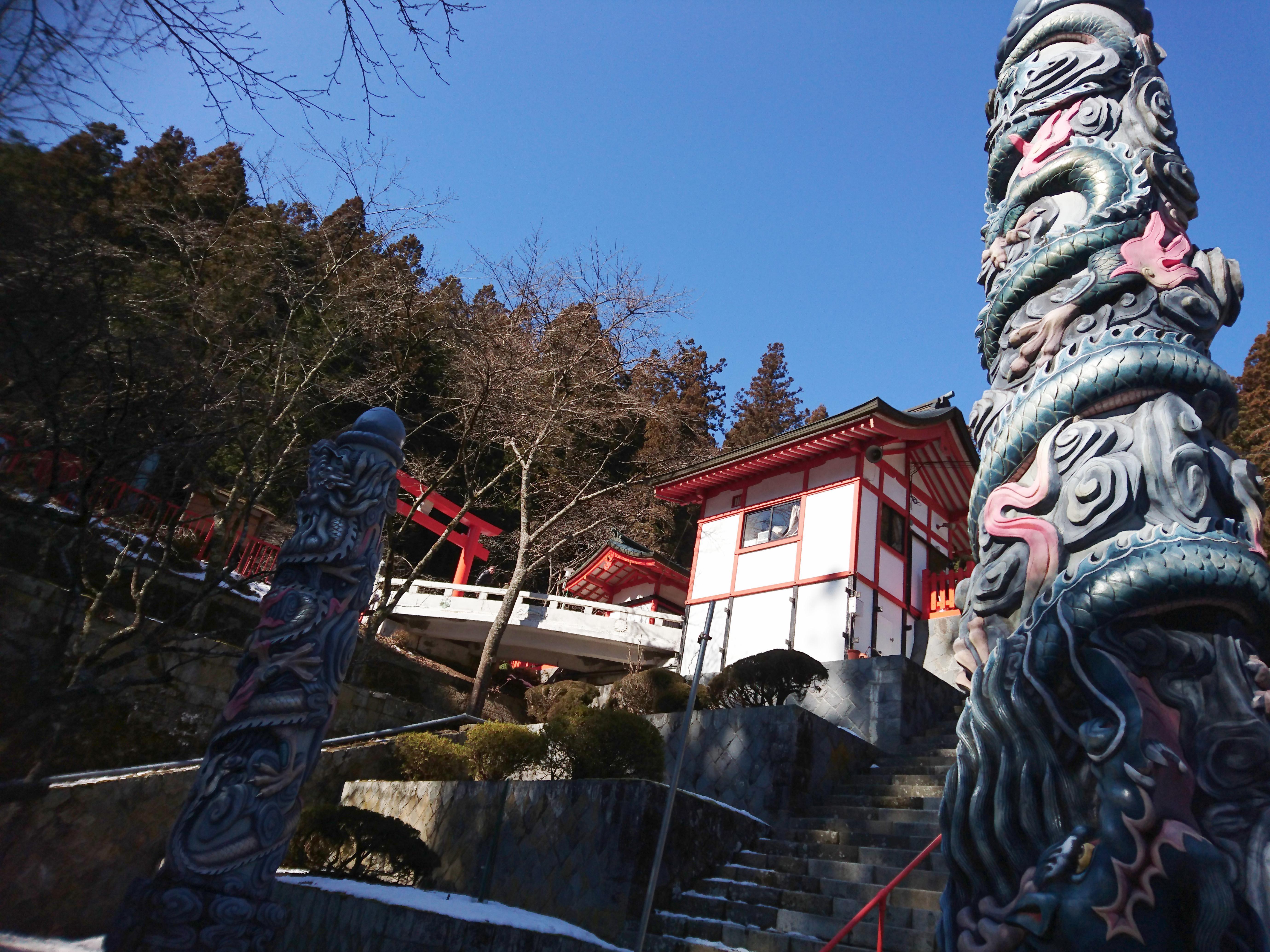 金櫻神社の建物その他