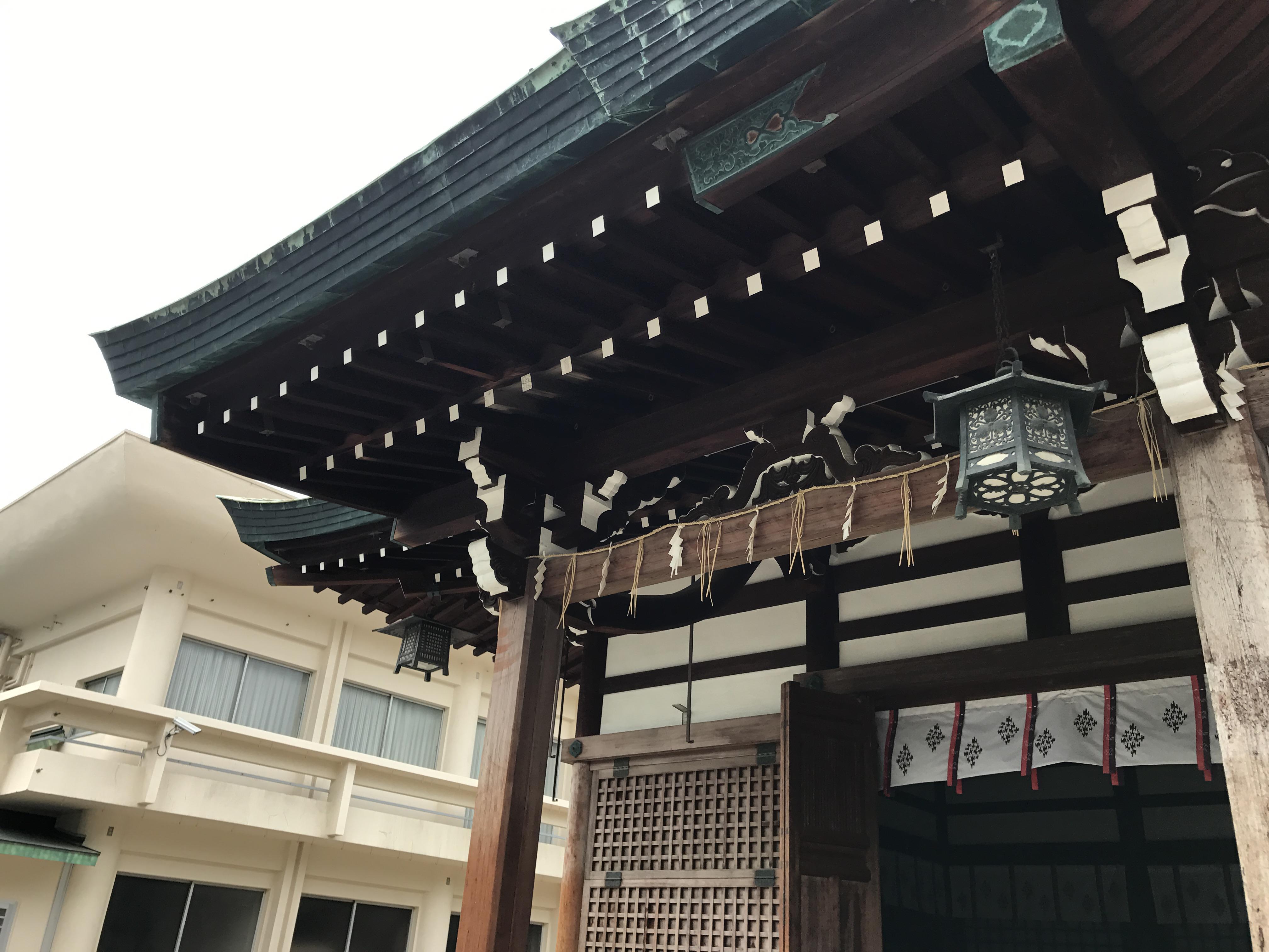 今宮戎神社の本殿
