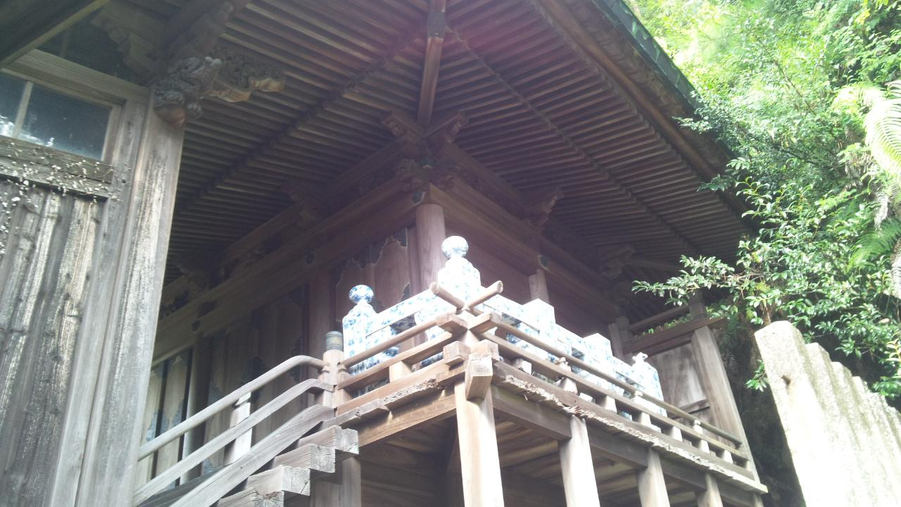 陶山神社の境内・文化財