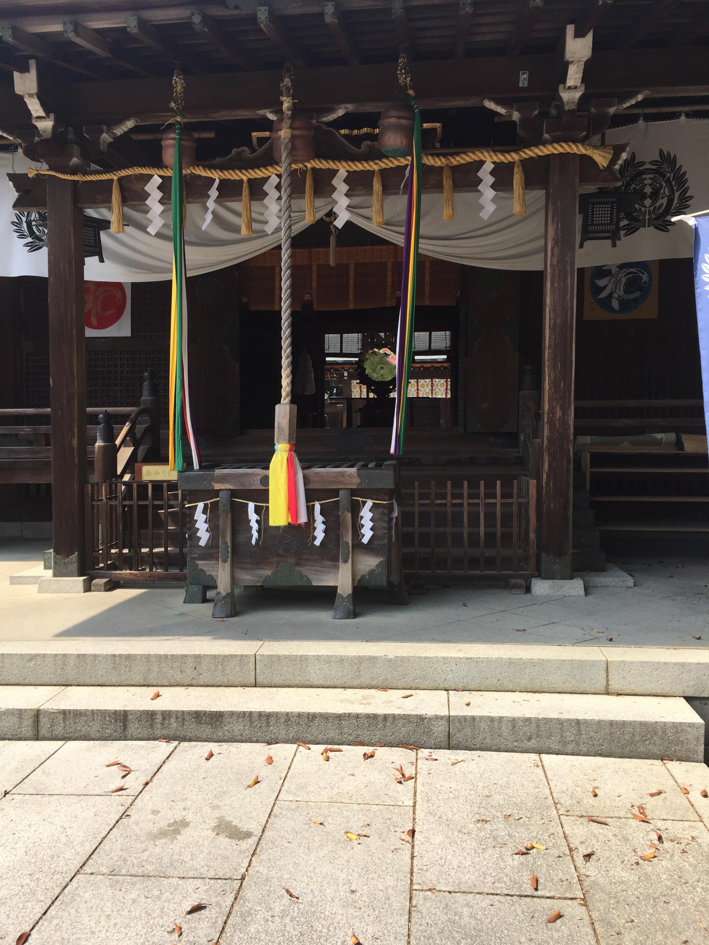 青葉神社の建物その他
