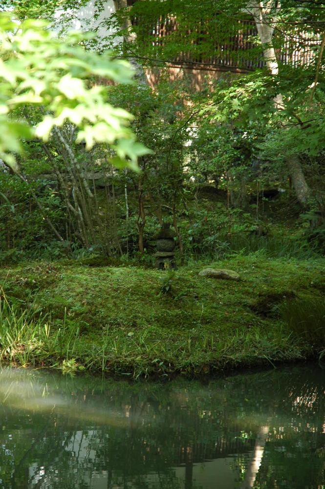 圓光寺の庭園(京都府修学院駅)