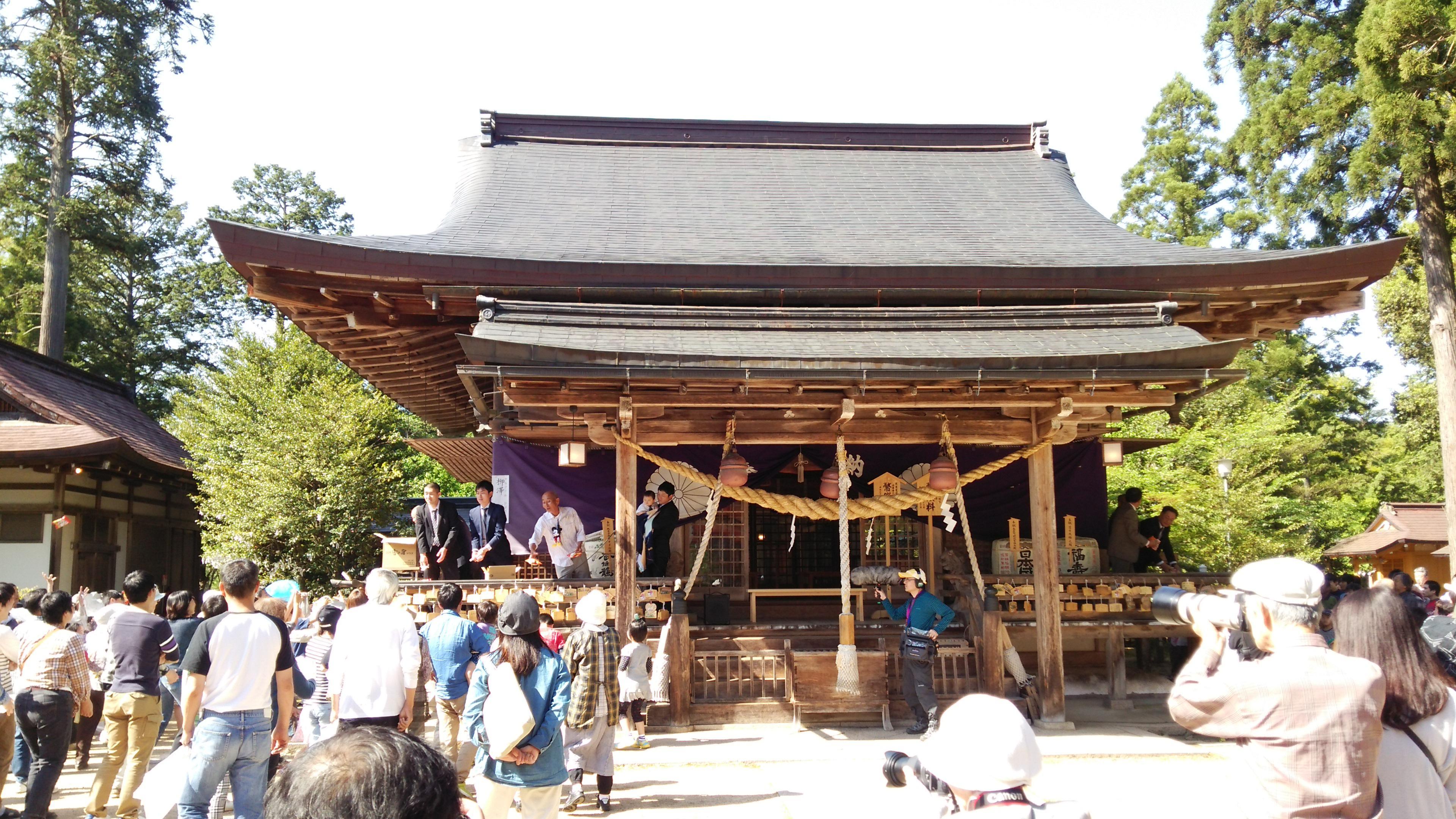 出石神社の建物その他