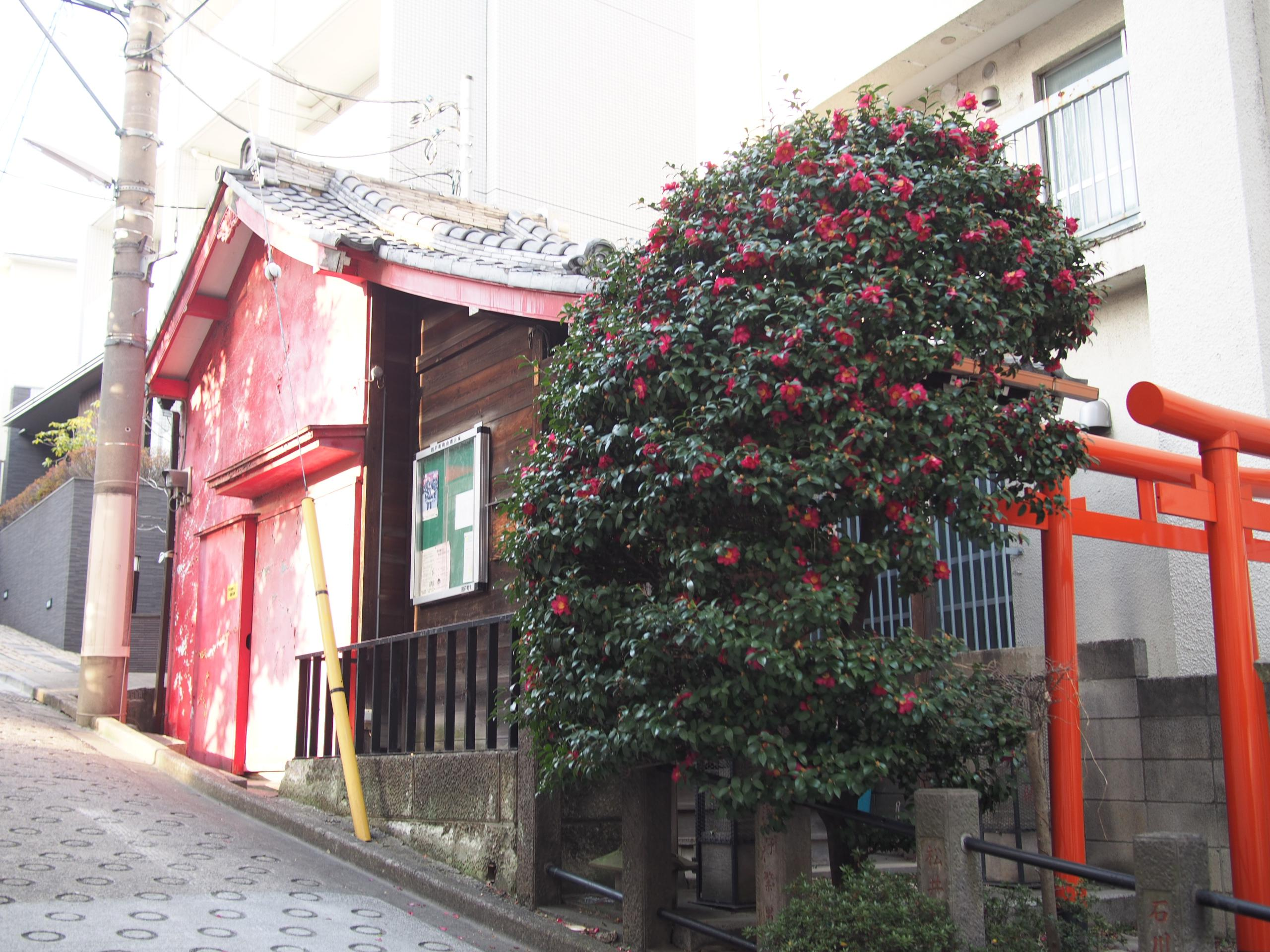 繁栄稲荷神社の建物その他