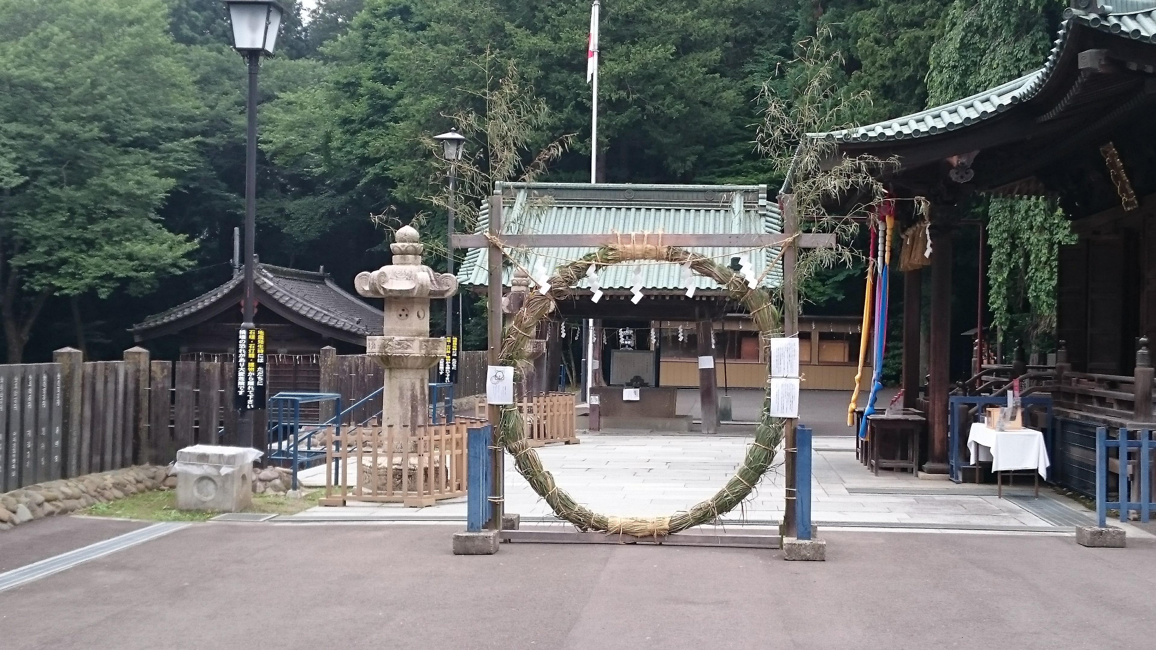 仙台東照宮の建物その他