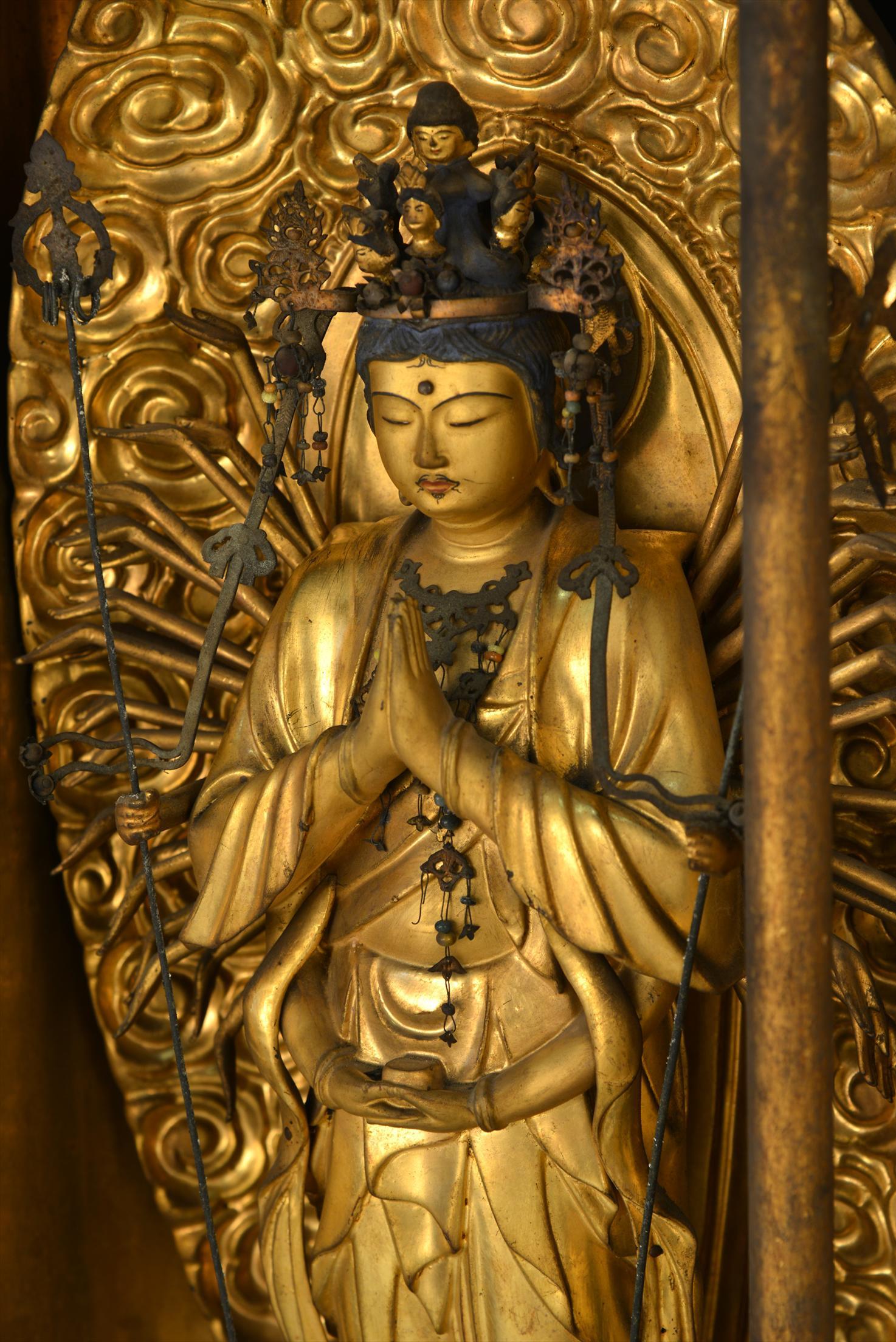 瑞相寺の仏像