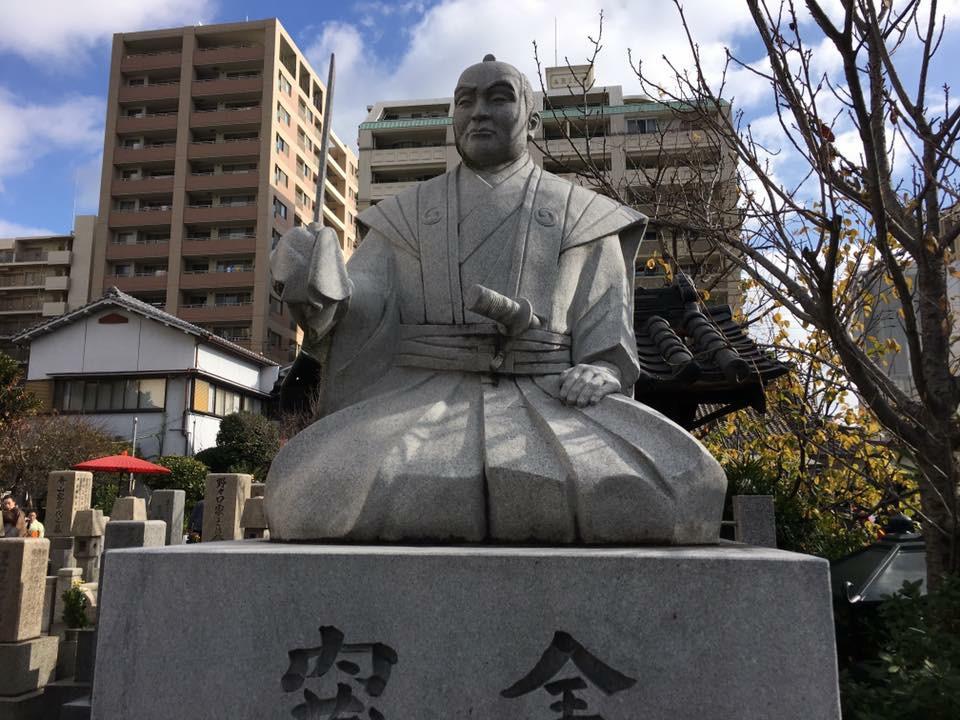 吉祥寺の像