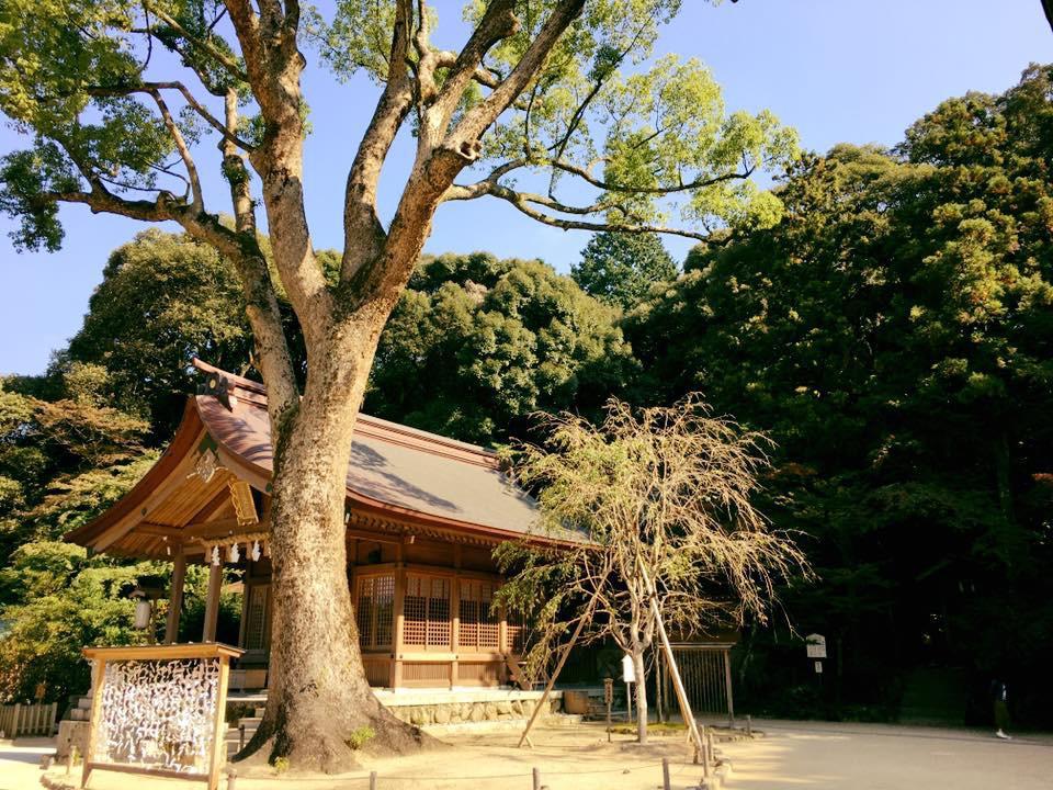 宝満宮竈門神社の建物その他(福岡県太宰府駅)