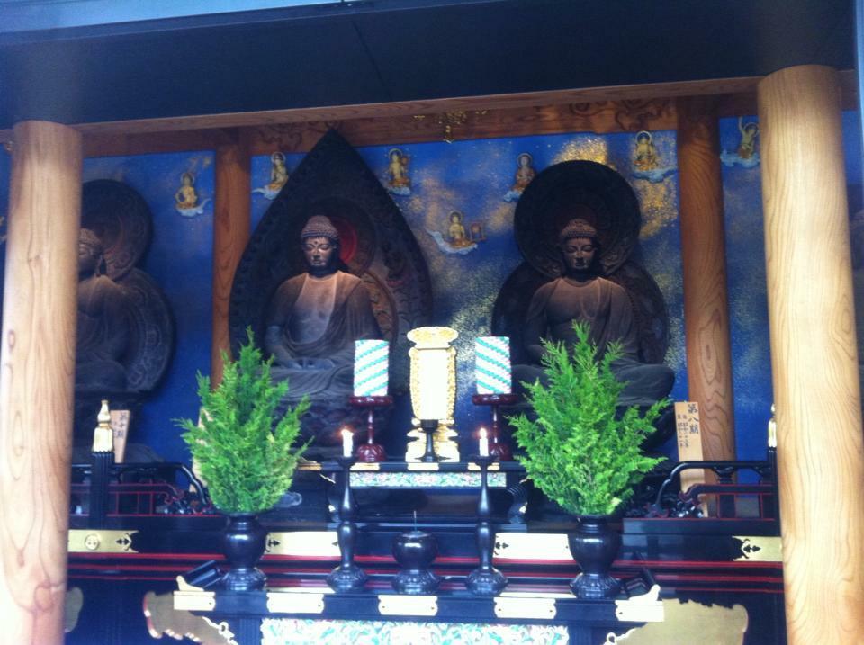 一心寺の仏像