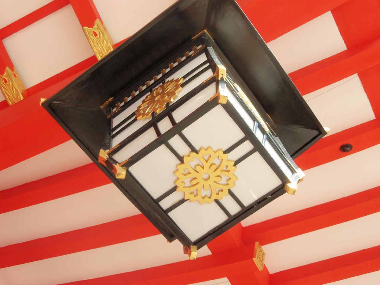 生田神社の芸術