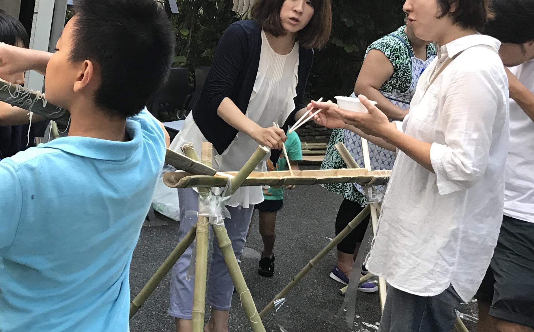 大龍寺のお祭り