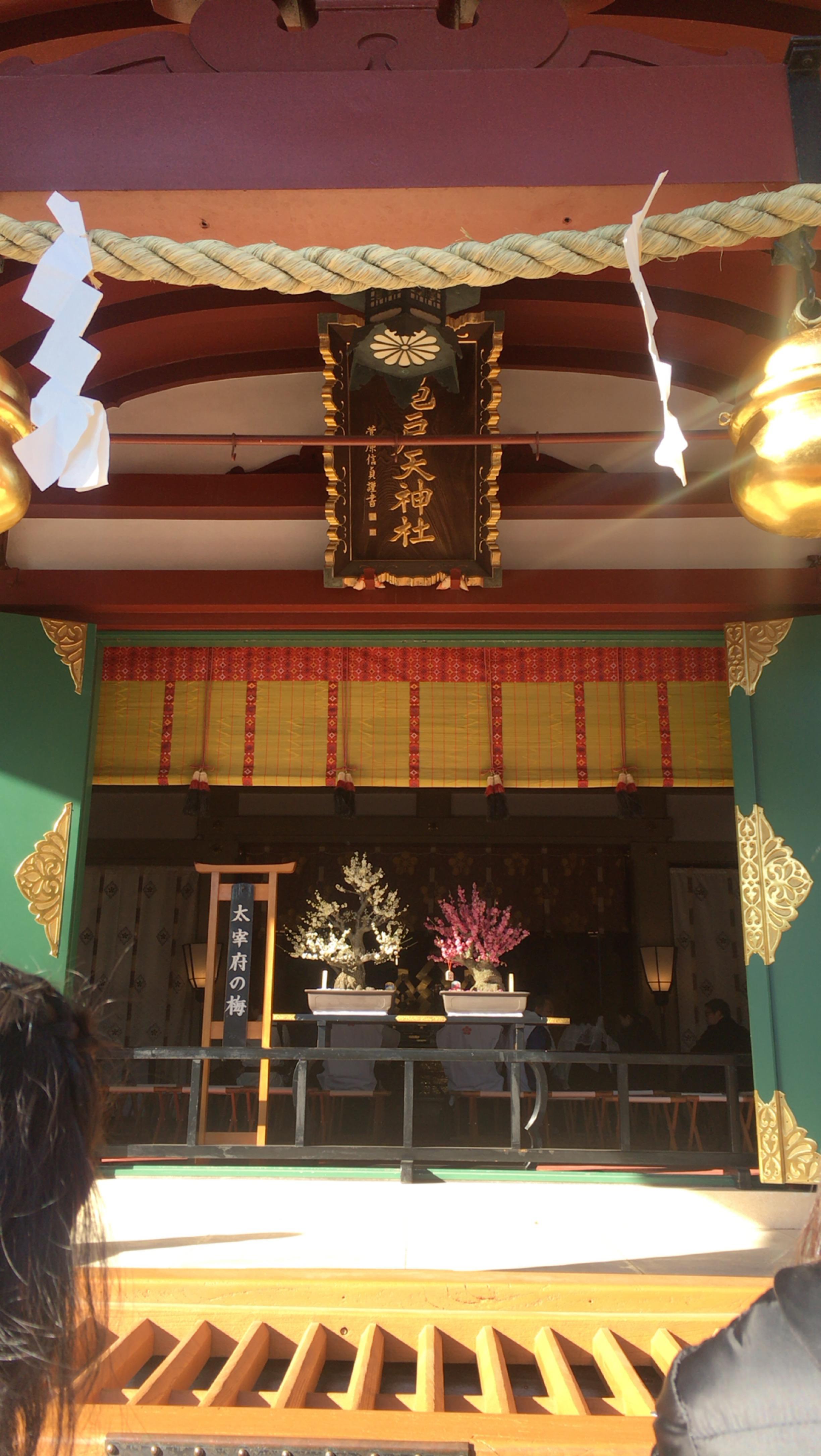 亀戸天神社の境内・文化財