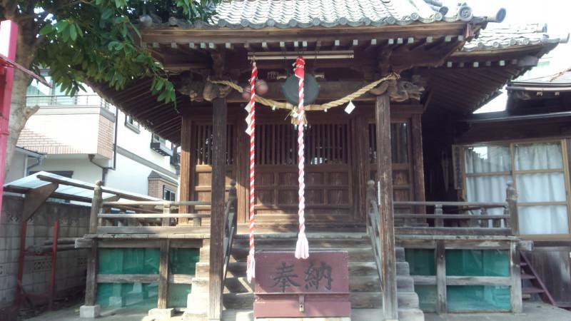 三宝大荒神社の境内・文化財