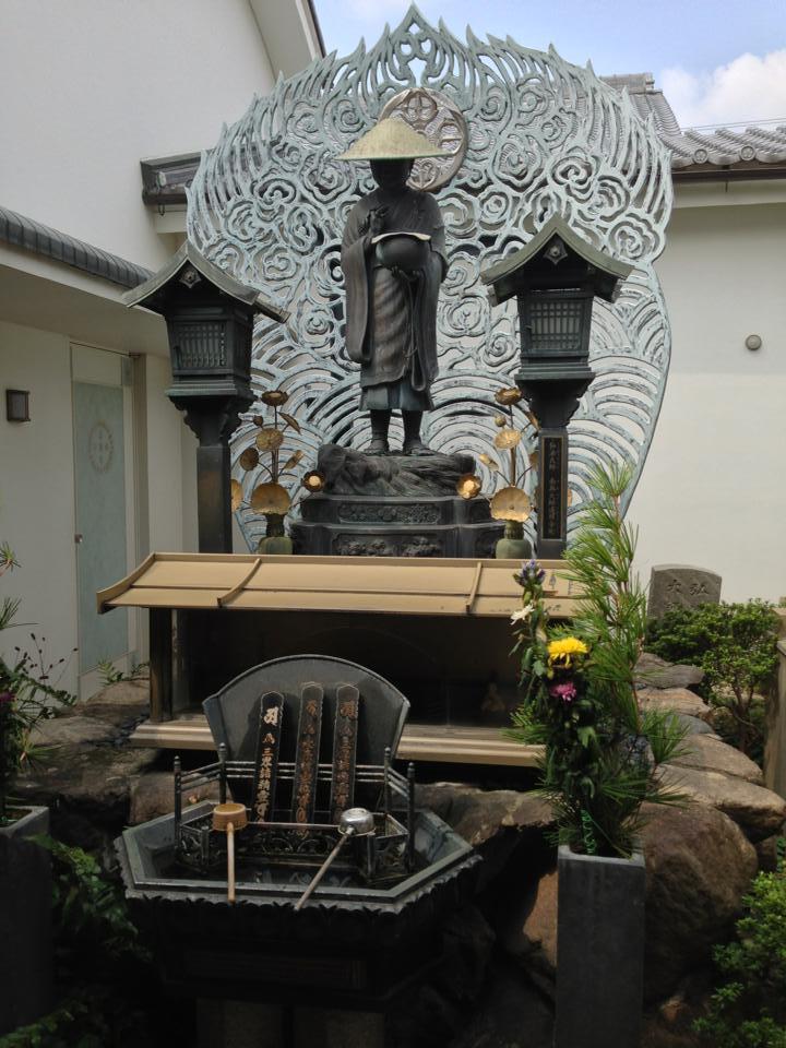 全興寺の像