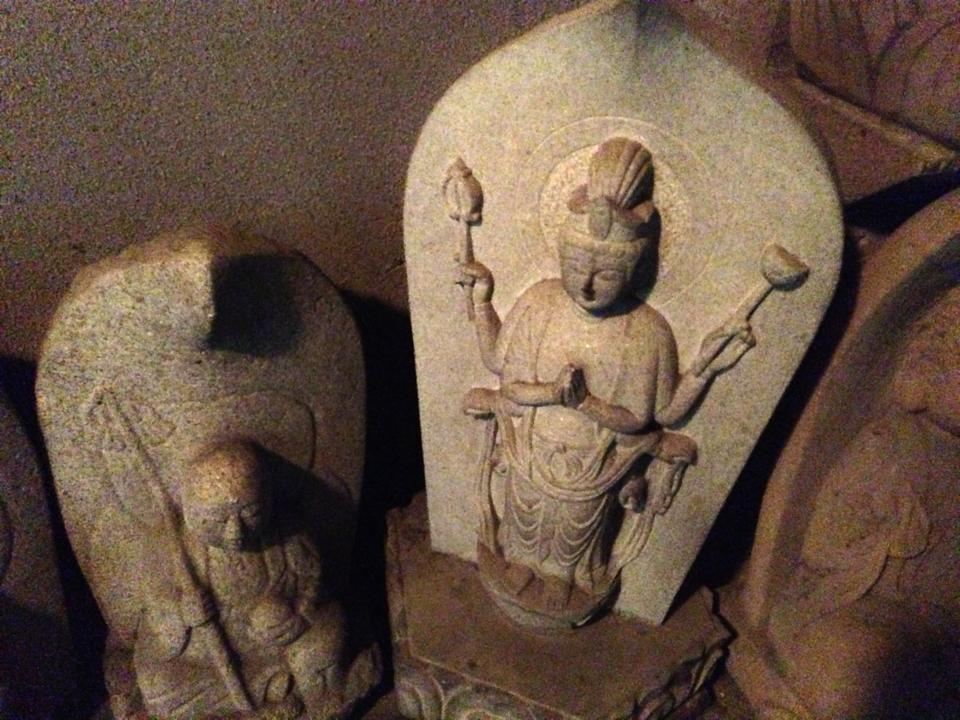全興寺の仏像