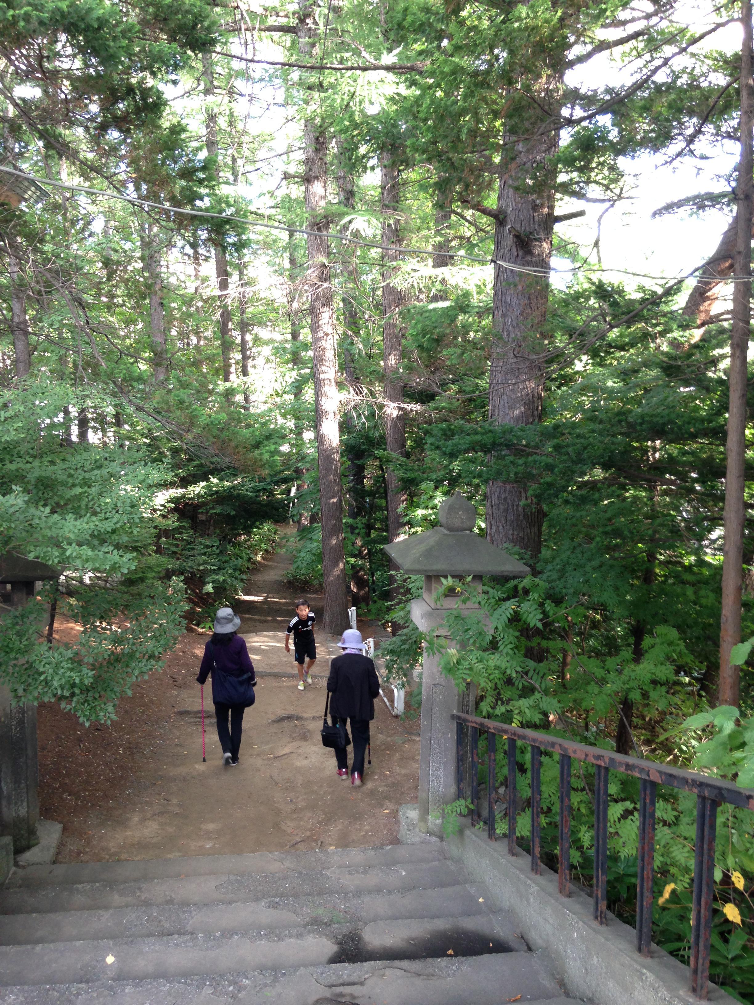 白石神社の建物その他