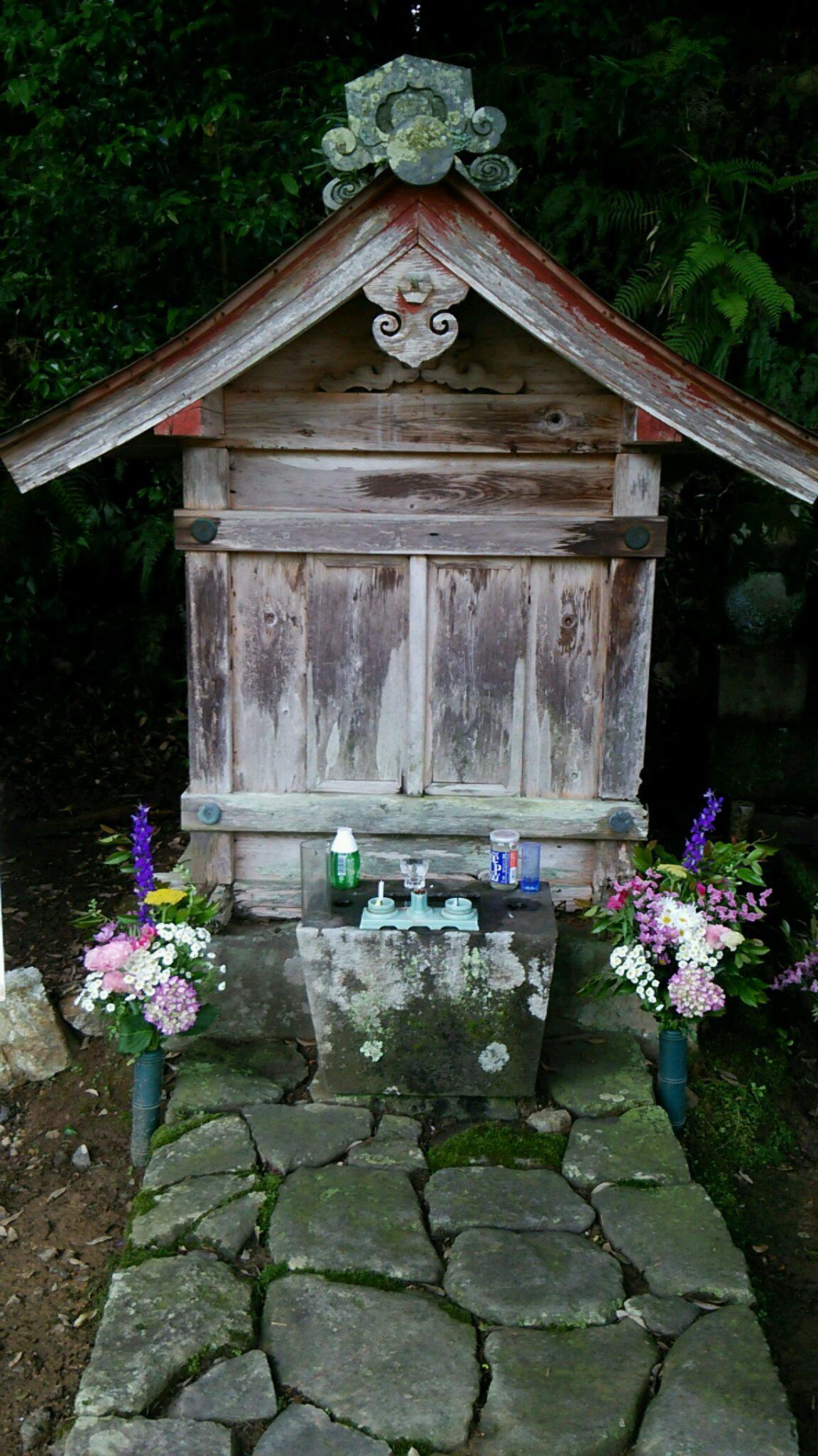 禅幢寺のお墓