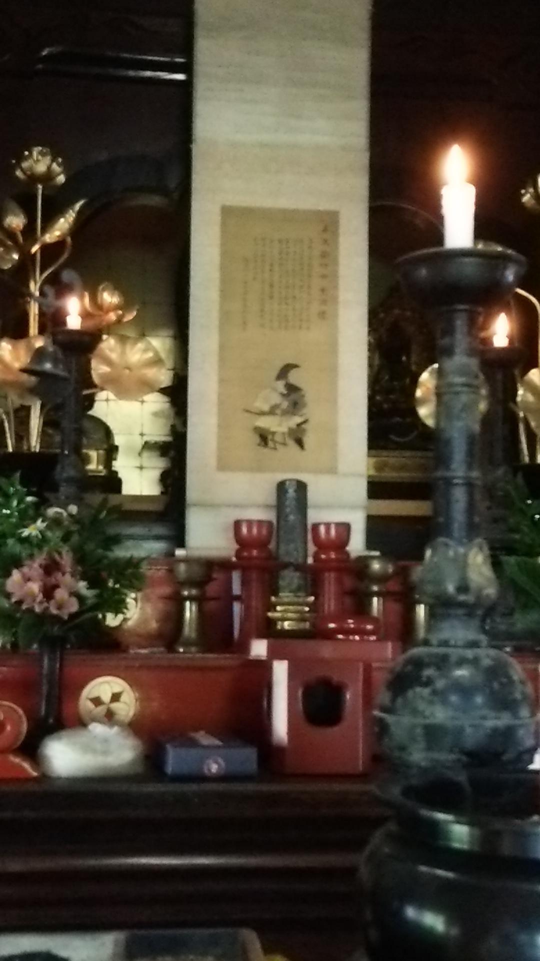 禅幢寺の芸術