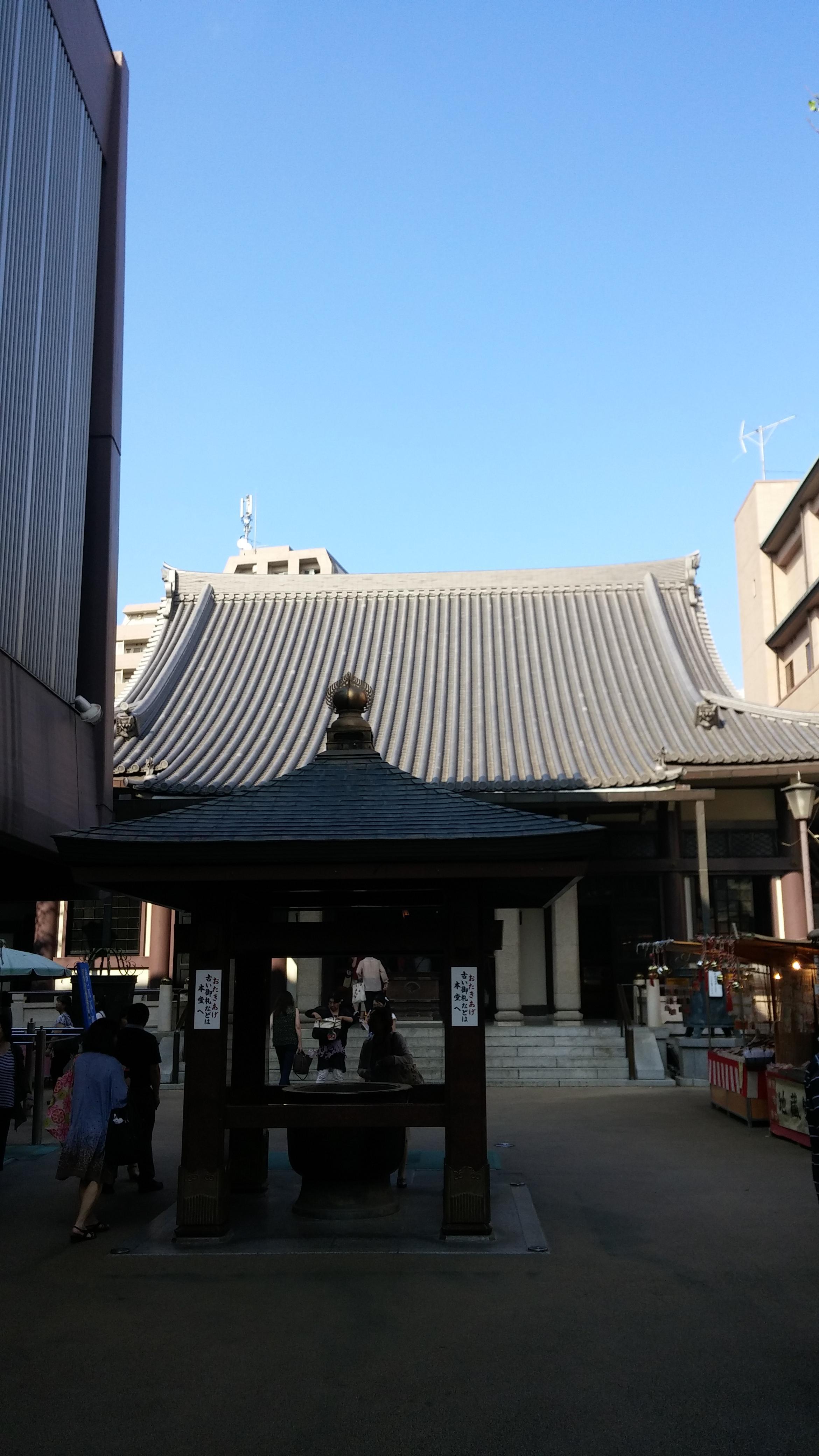 とげぬき地蔵尊 高岩寺の建物その他