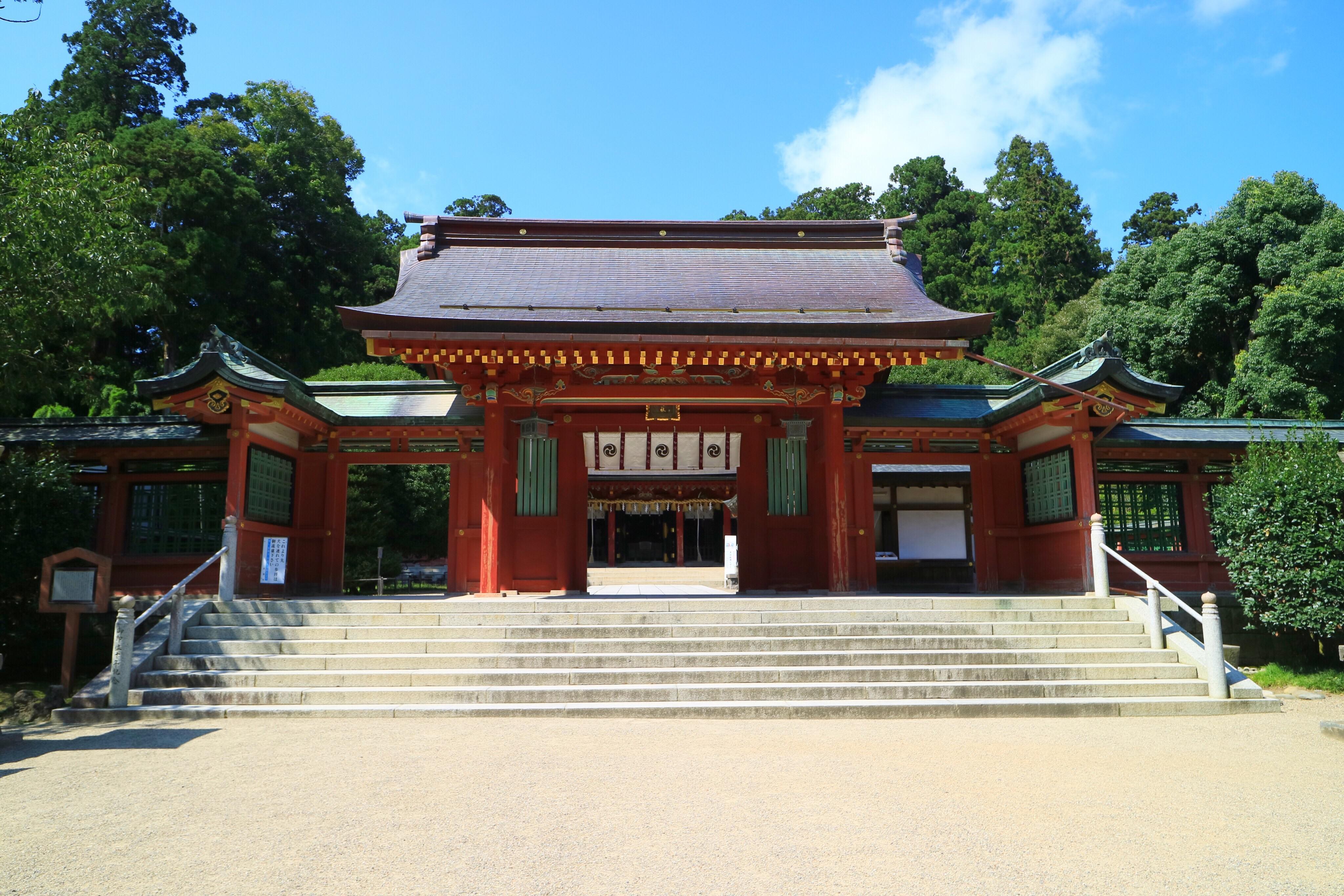 """""""志波彦神社・鹽竈神社"""""""