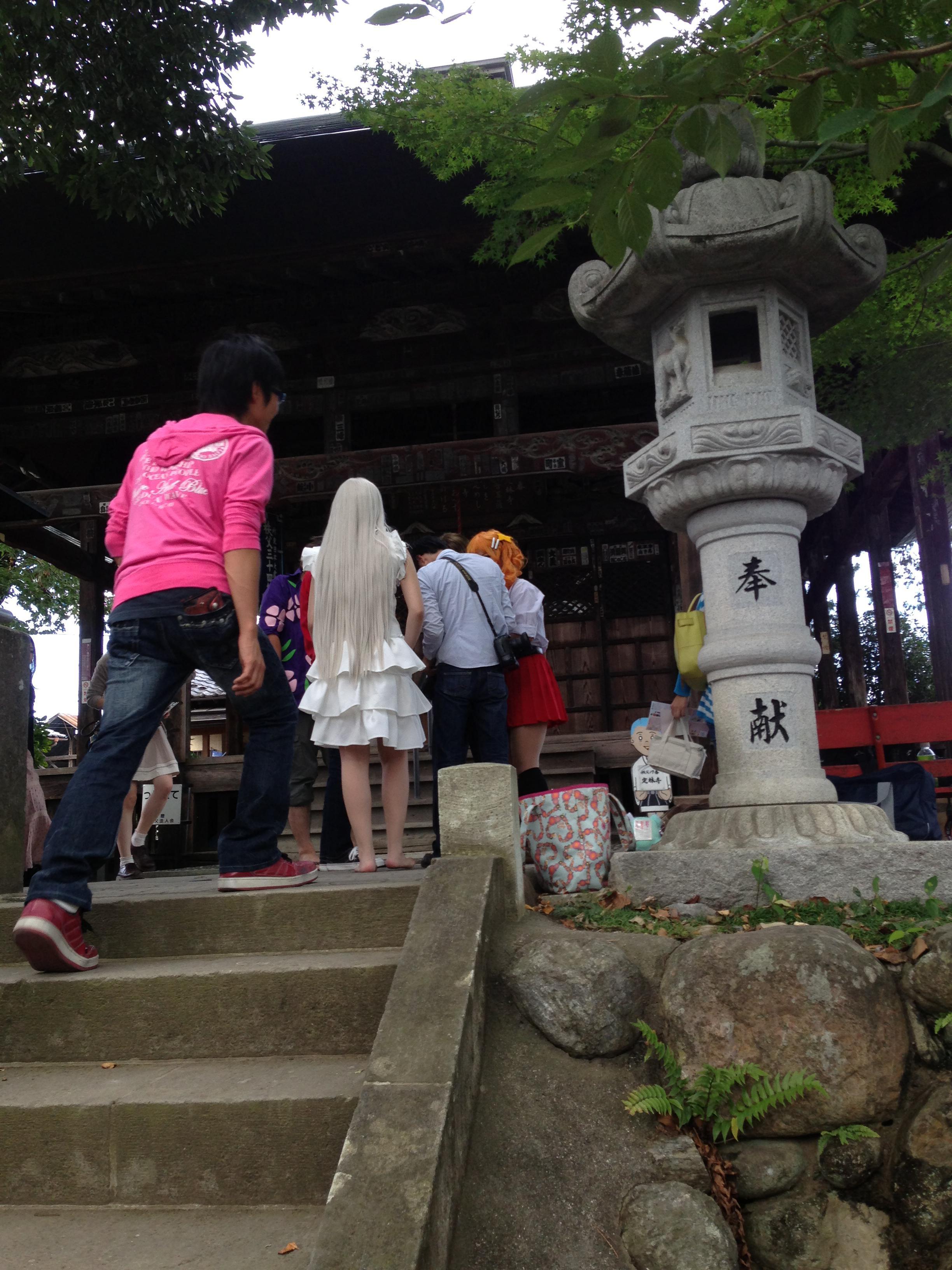 定林寺の建物その他