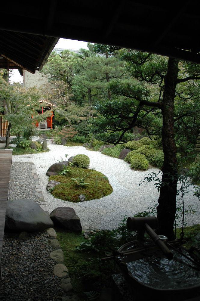 六道珍皇寺の庭園