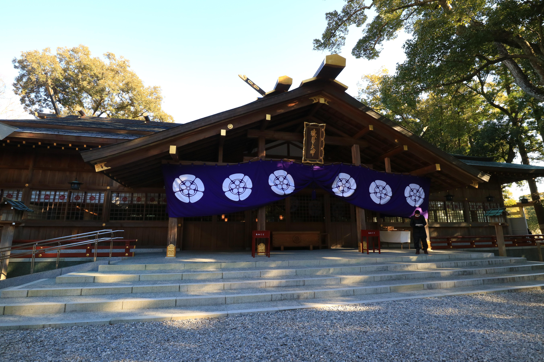 猿田彦神社の建物その他