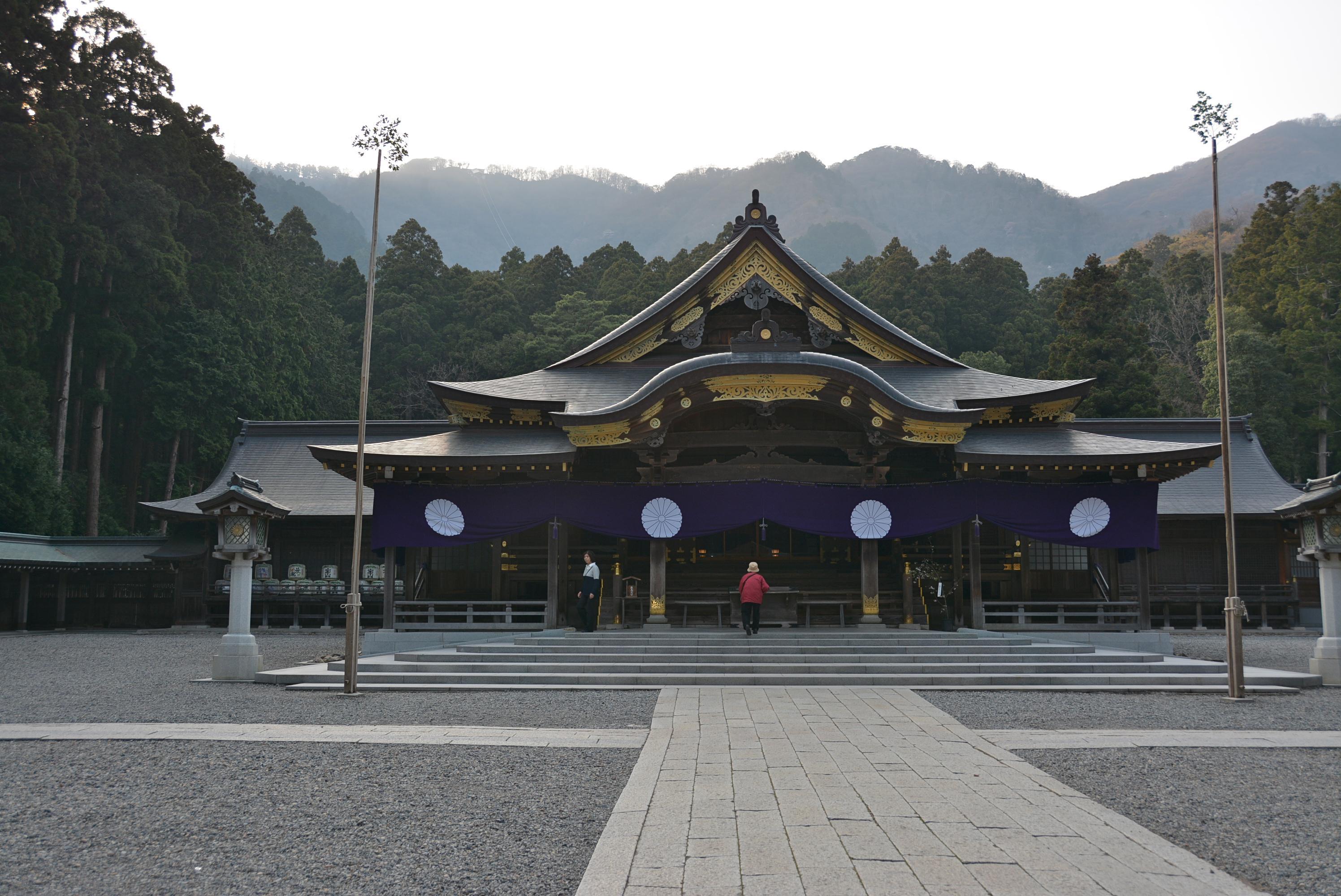 """""""彌彦神社"""""""