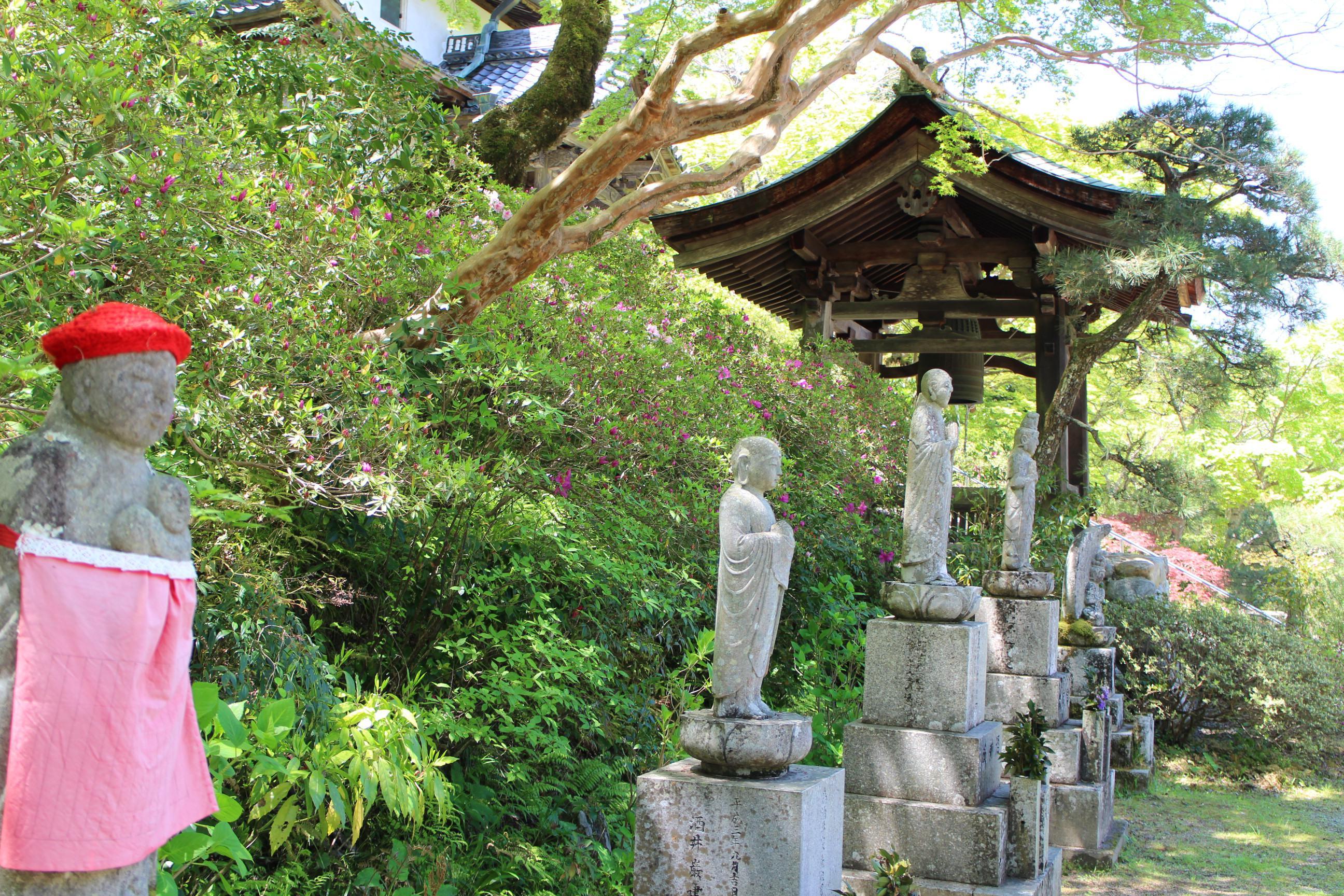 延命寺の地蔵