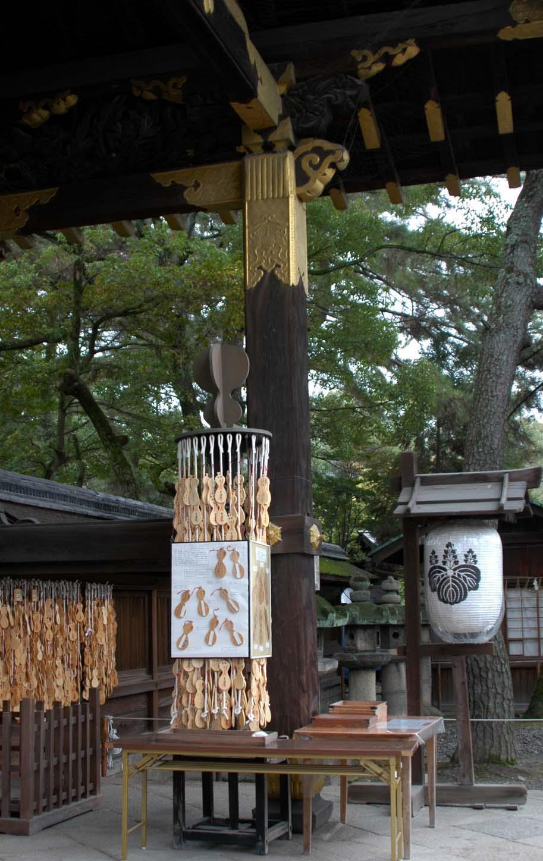 豊国神社の絵馬