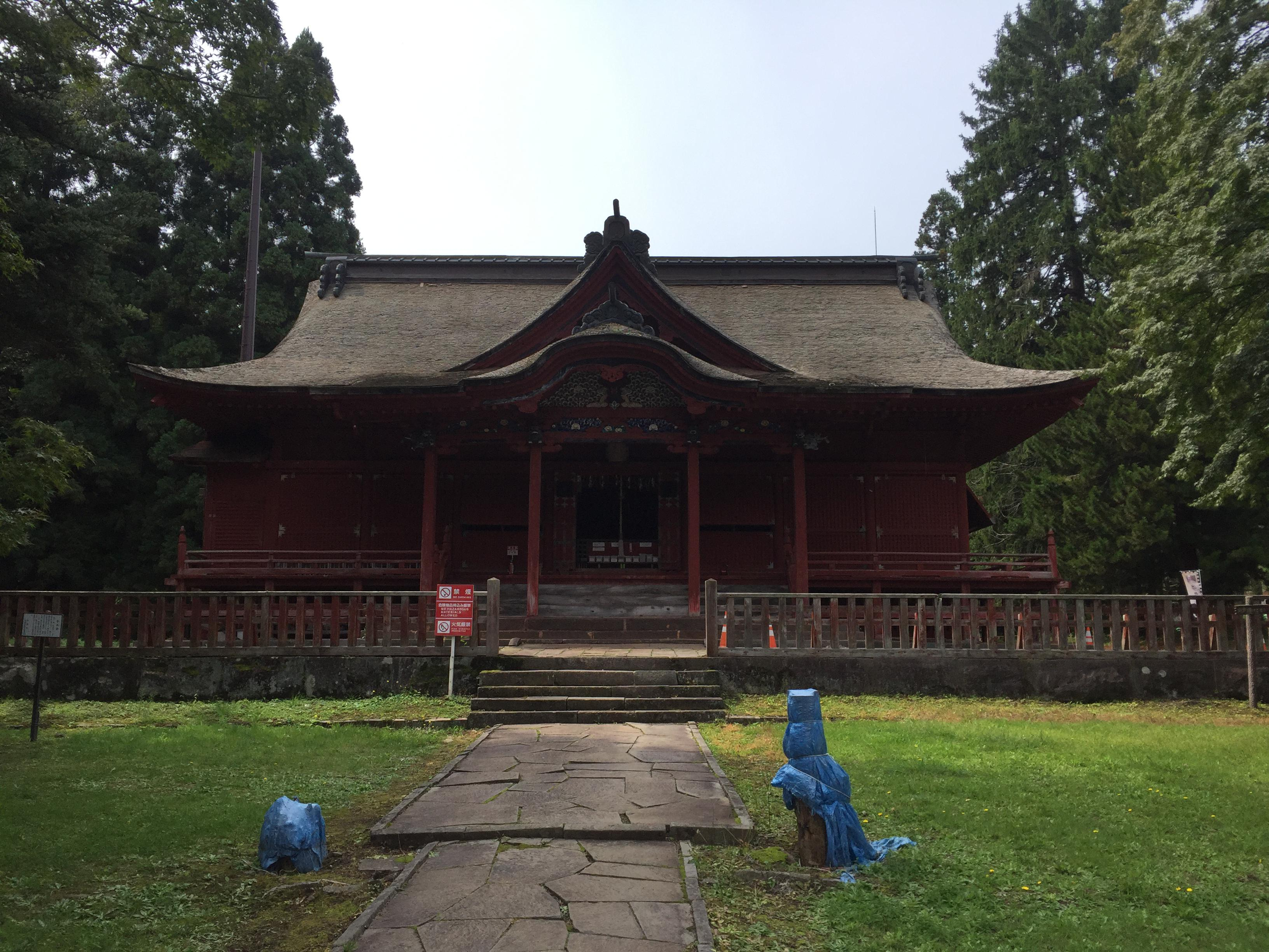 高照神社の境内・文化財