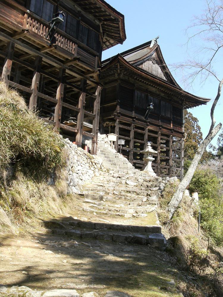 日吉大社の建物その他