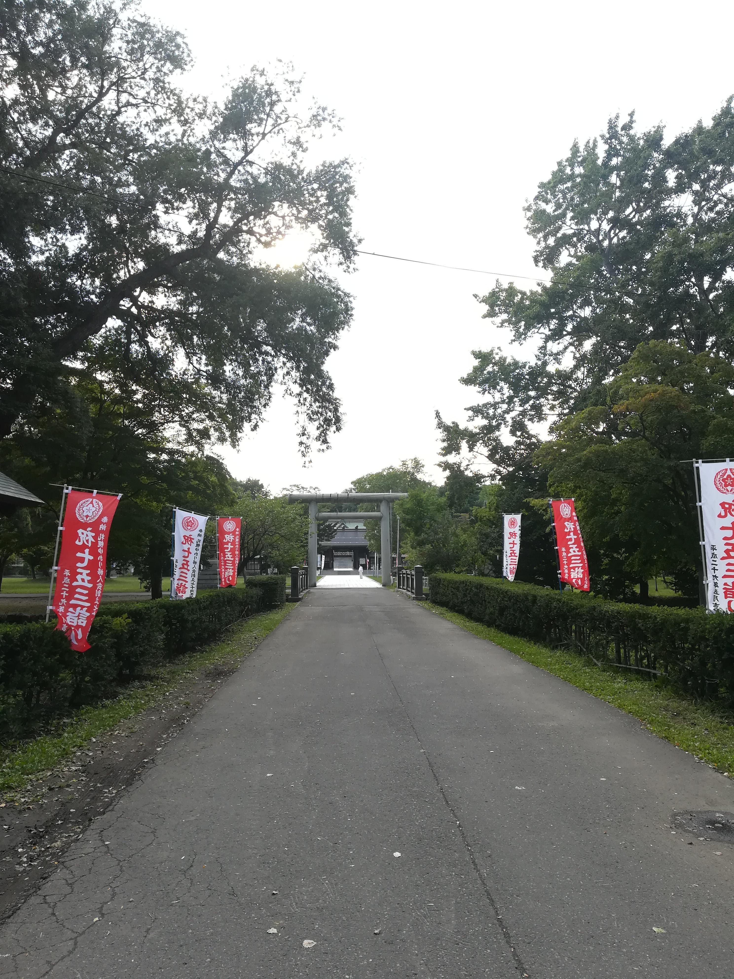 札幌護国神社の行事・ご供養