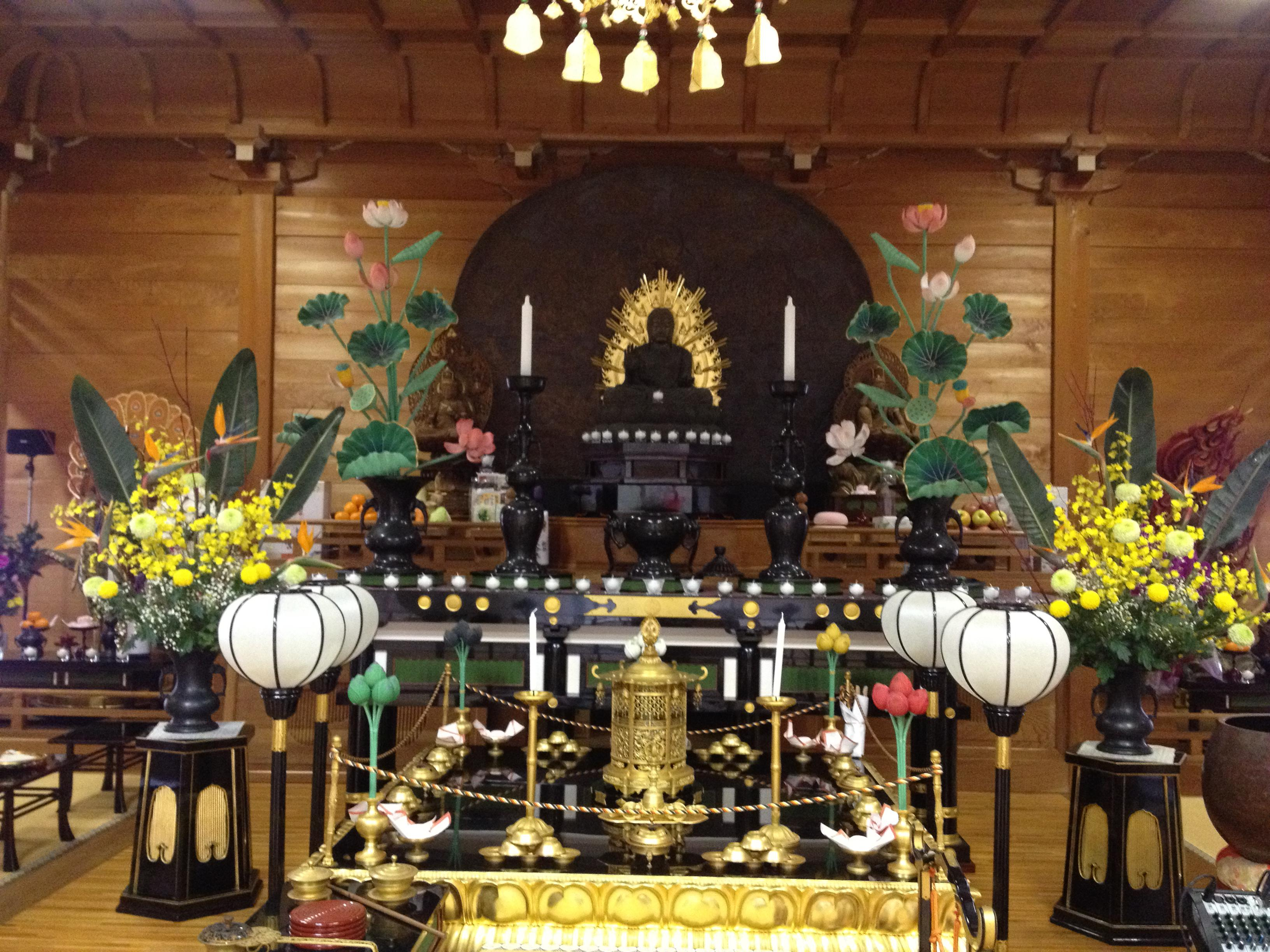 施法寺(東大寺末寺)の仏像