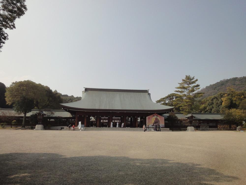 """""""橿原神宮"""""""