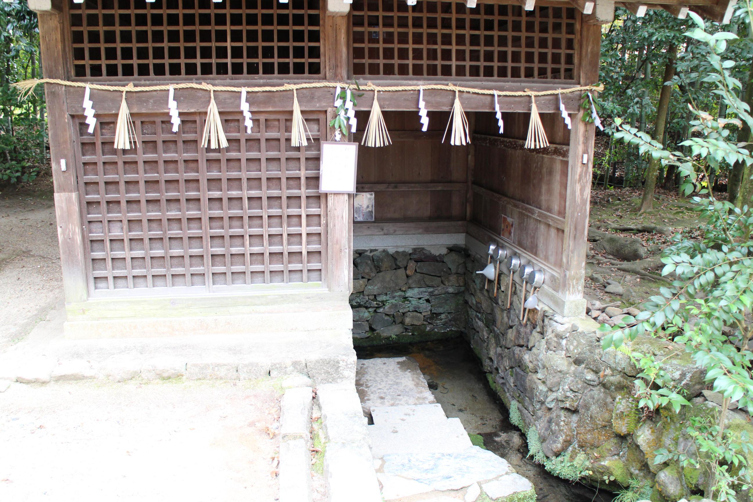 宇治上神社の建物その他