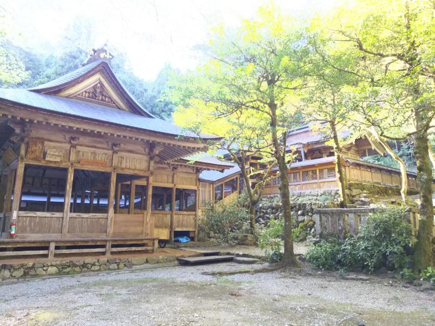 八幡神社(武芸八幡宮)の景色