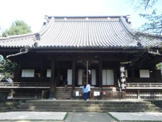 寛永寺の本殿