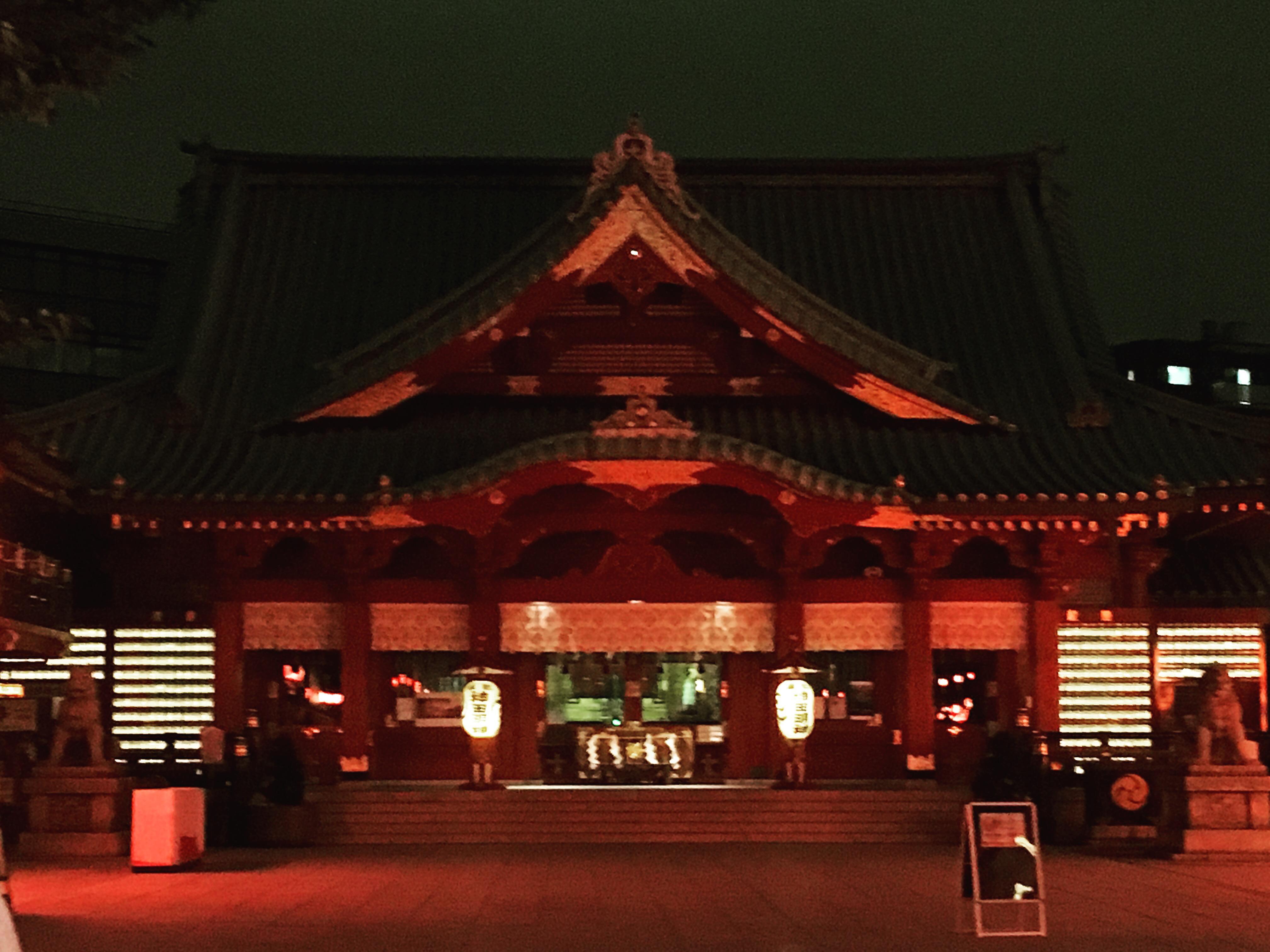 神田神社(神田明神)の本殿