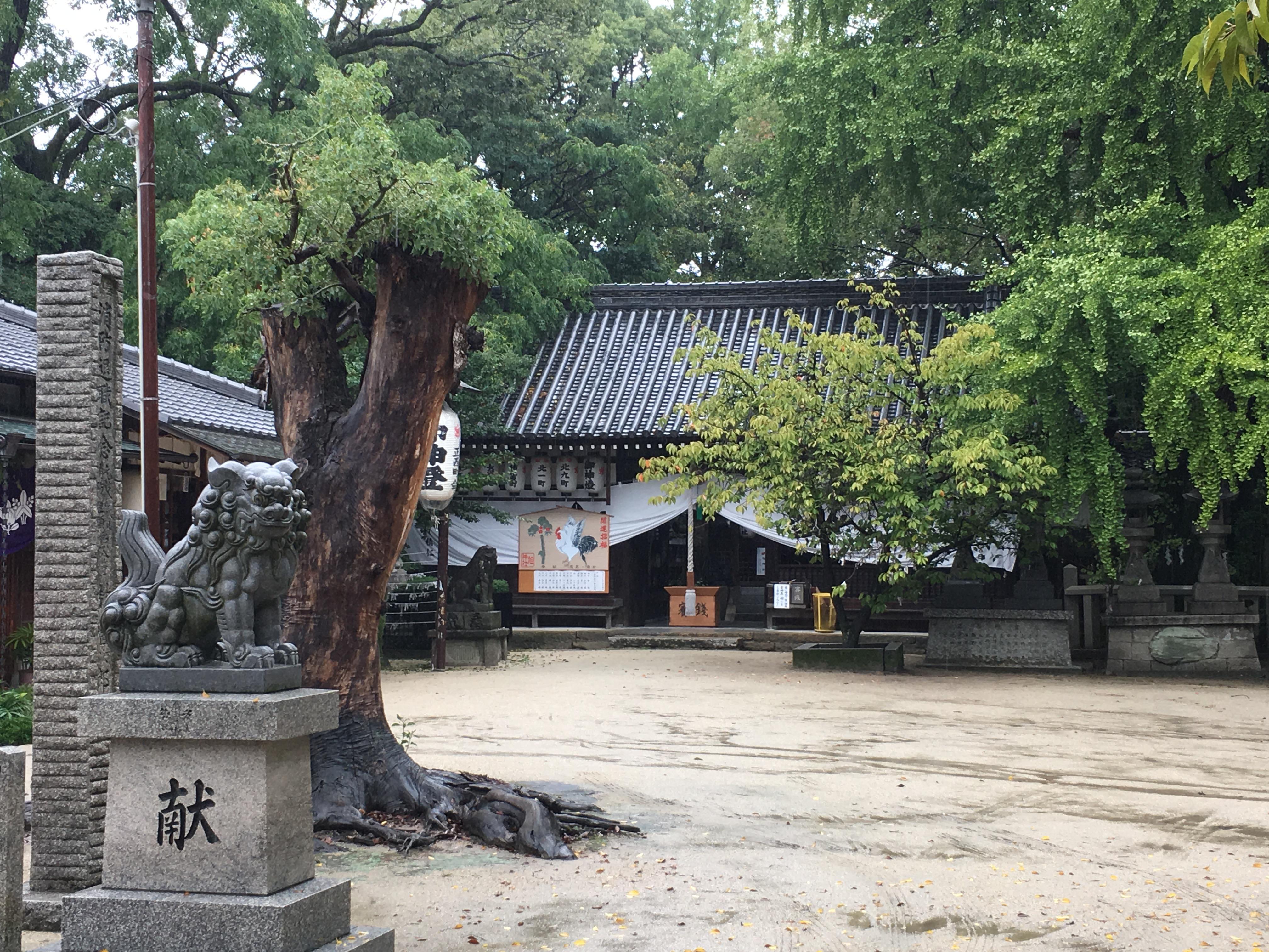 旭神社のお墓