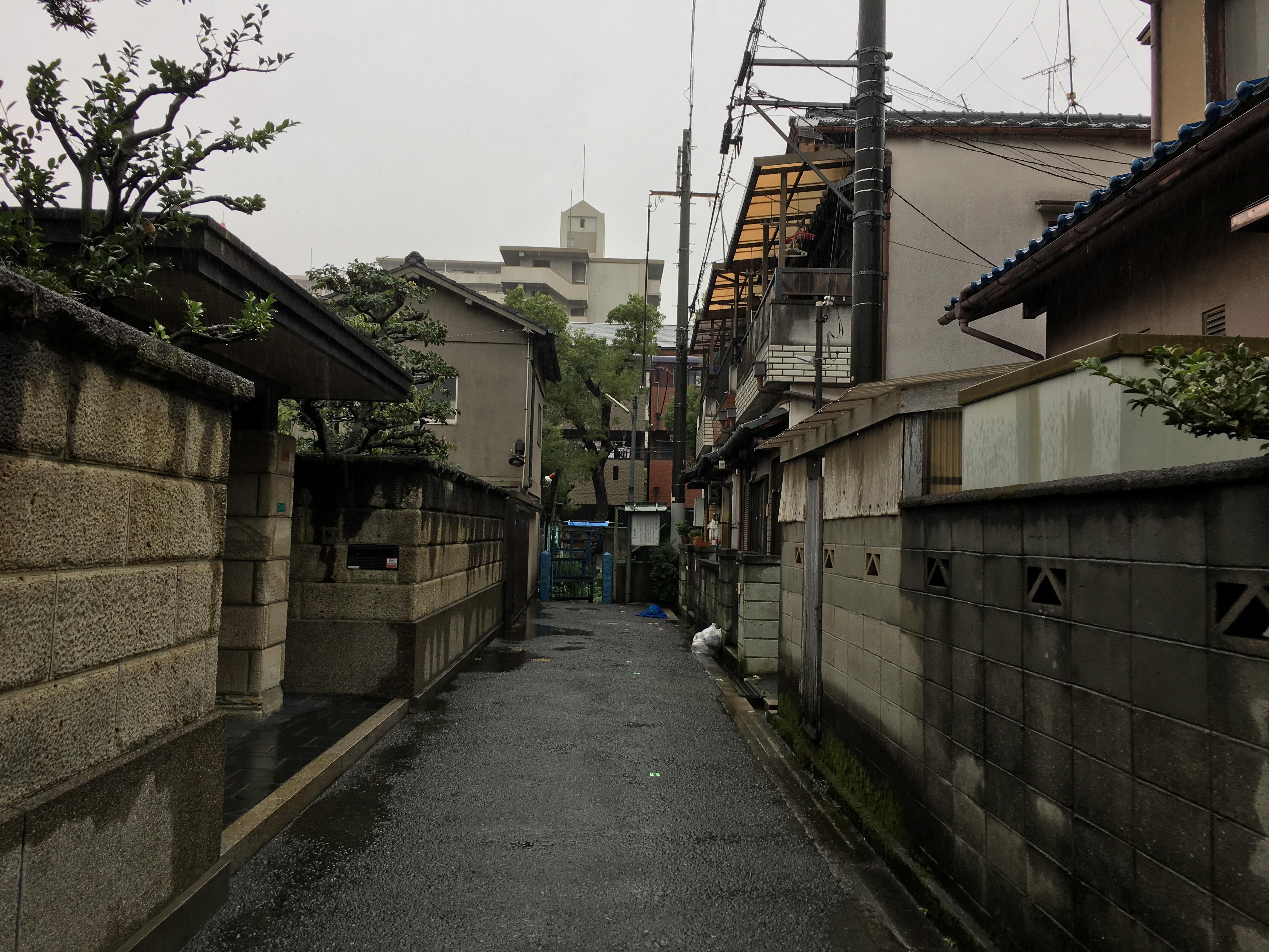 旭神社の周辺