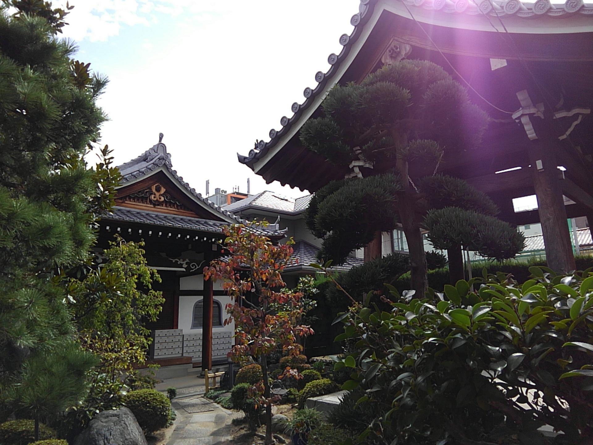 楞厳寺の建物その他