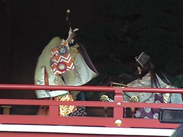 神田神社(神田明神)の神楽