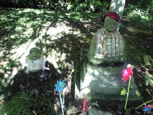 鹿島神宮の地蔵